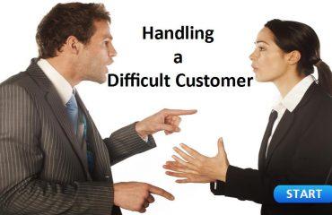 Handling a Difficult Customer